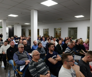 Intercompany Meeting of Delegates, <br>January 23