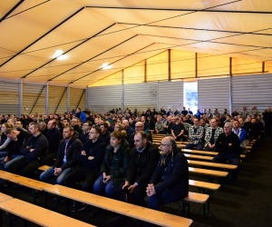 Meeting with Employees of Z-3, <br>March 14